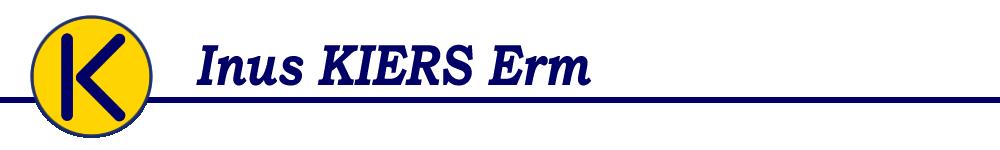 Inus Kiers – garage Erm